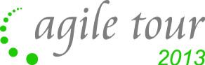Logo de l'Agile Tour 2012